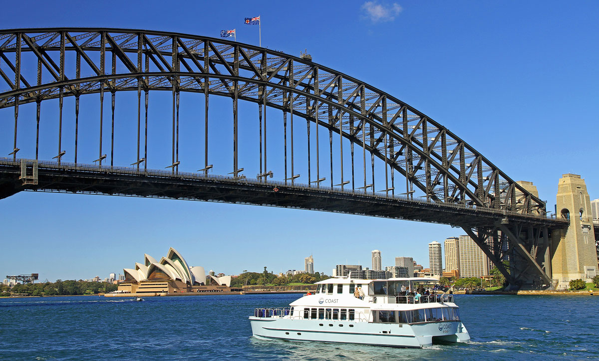 Australian Superyachts - Charter Yacht - MY Coast Australia